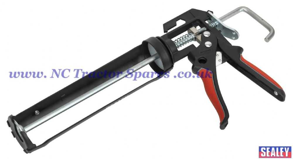 Heavy-Duty Caulking Gun 220mm
